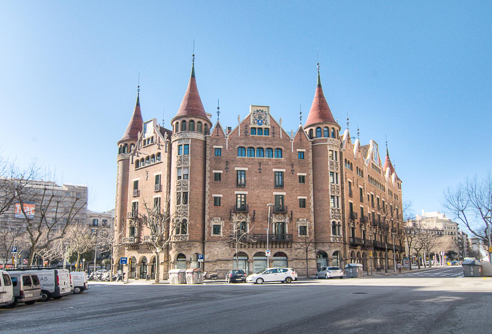 Oficina en alquiler Barcelona
